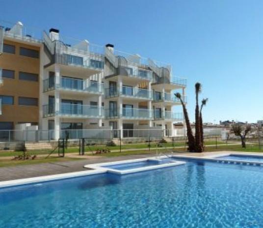 apartment met 2 slaapkamers in Orihuela Costa