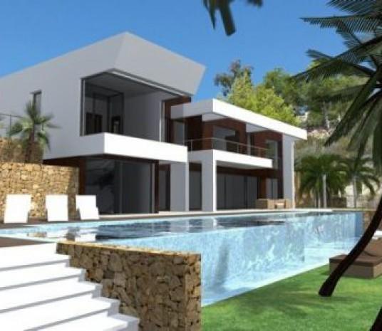 villa met 4 slaapkamers in Benissa
